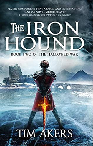 book cover of The Iron Hound