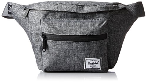 Herschel Supply Co. Seventeen Hip Pack,Raven Crosshatch,One Size ()