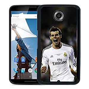 Real Madrid Bale Google Nexus 6 Phone Case On Sale