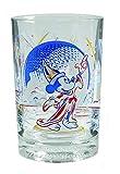 McDonald's Disney World 25th Year Anniversary Glass (2000/Mickey Mouse - Epcot/5'')