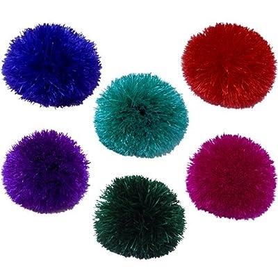 Mini Posh Ball - 1 Randomly Selected Assorted Color: Toys & Games