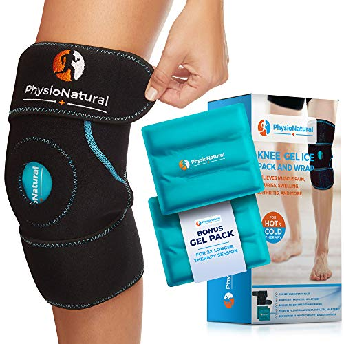 Knee Ice Pack Wrap Compression product image