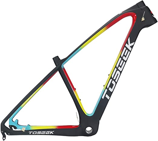 Cable de bicicleta de montaña de fibra de carbono 3k Marco de ...