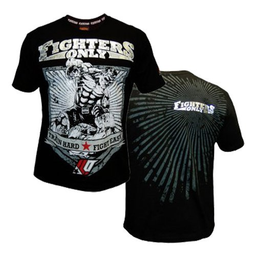Official Fighters Only ~ 'Floor & Pound' t-shirt ~ MMA/UFC specialists – DiZiSports Store