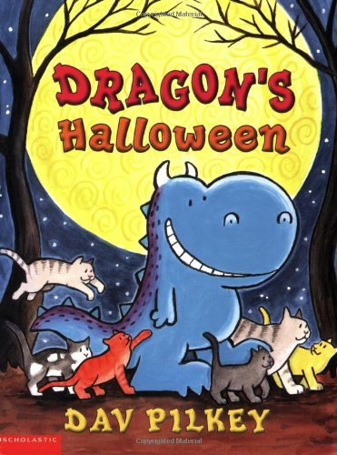 Dragons Halloween by Pilkey, Dav [Orchard Books,2003] (Paperback) Reprint Edition]()