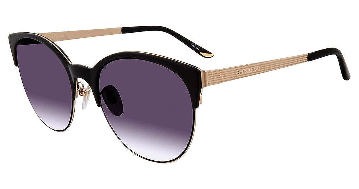 Sunglasses Nina Ricci SNR 113 Black 0700