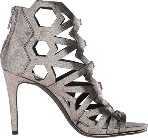 Kenneth Cole New York - Zapatos de vestir para mujer Gunmetal Leather