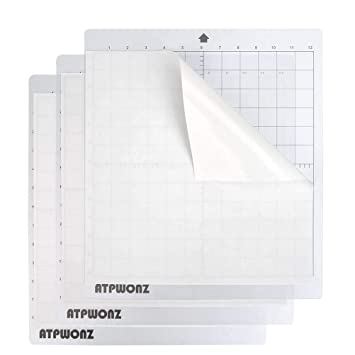 3 Pcs 8/'/'x12/'/' Mat Silhouette Cutting Pad Cutting A4 Plotter Pad