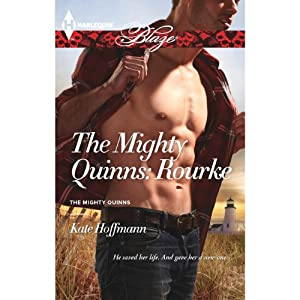 The Mighty Quinns: Rourke Audiobook