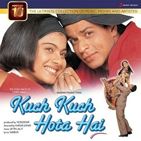 Kuch Kuch Hota Hai - LP Record Film Songs at amazon
