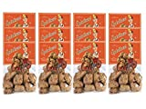 Spiritozzi Biscotti with Almonds and Raisins by Spinosi (Case of 12 Packages)