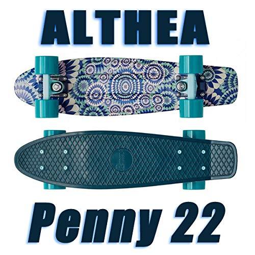 2019人気特価 ALTHEA ARTIST PENNY/ペニー COLLAB/アーティストコラボシリーズ MITCH KING ARTIST PENNY/ペニー ALTHEA 22 ミニクルーザースケボー [並行輸入品] B07PK3P796, カワベチョウ:e955cb78 --- quiltersinfo.yarnslave.com
