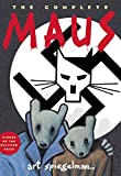 Book cover for Maus: A Survivor's Tale