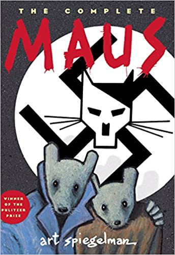 Resultado de imagen para Maus book
