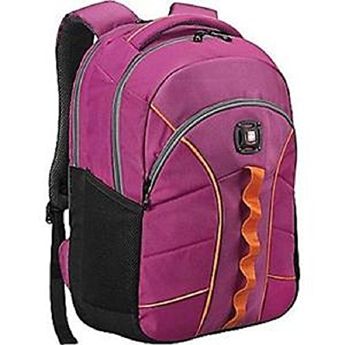 SwissGear Laptop Backpack Magenta Orange