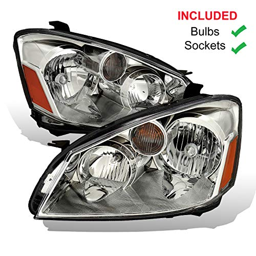 06 altima headlight assembly - 9