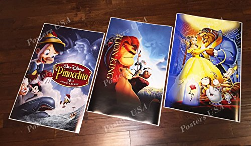 Review Posters USA – Disney