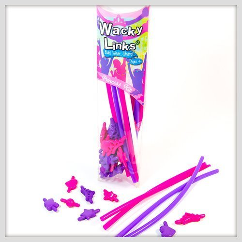 Wacky Links Princess Fun Kit, Do-It-Yourself Kids Jewelry Perfect Party Favor by Wacky - Yourself Party Favors Do It