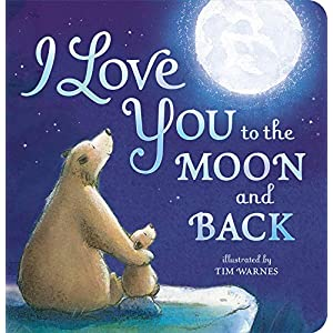 I Love You to the Moon book