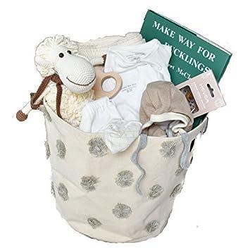 Amazon.com: Organic canastilla cesta para bebé – Grupo ...