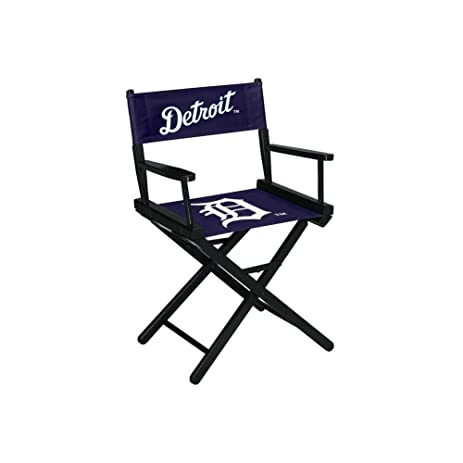 Imperial Officially Licensed MLB Merchandise: Directors Chair (Short, Table  Height), Detroit
