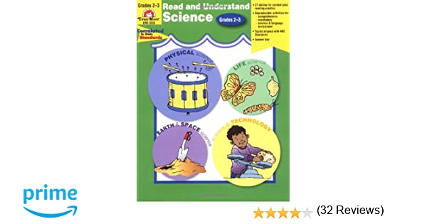 Amazon.com: Read and Understand Science, Grades 2-3 (9781557998552 ...