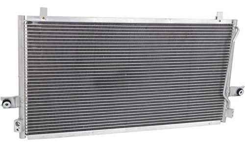 Kool Vue AC Condenser For 97-98 Nissan Maxima Infiniti I30