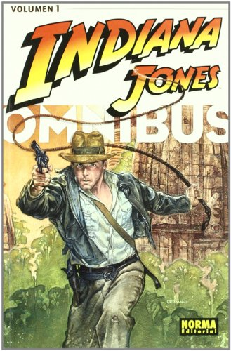 Descargar Libro Indiana Jones Omnibus 1 Aa.vv.
