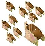 Kinedyne Corporation E Track 1845 Beam Socket for Cargo Control, Shelf Brackets, Lofts Inside of Trailers - 10 Pack