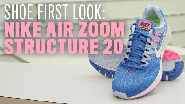 9aac8b19450 First Look  Nike Air Zoom Structure 20