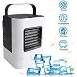 Littleice Air Cooler USB Charging Air Conditioner Fan Mini Portable Refrigerator Air Cooler Nano Fan