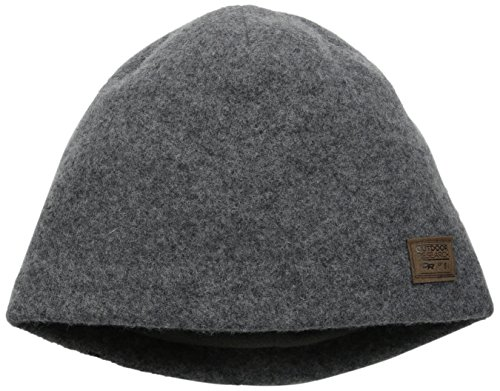 - Outdoor Research Whiskey Peak Beanie, Charcoal, 1size