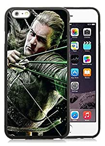 Special Custom iPhone 6 plus Case Legolas Greenleaf Lord of The Rings Black Personalized Picture iPhone 6 plus...