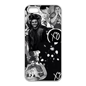 LGLLP The Weeknd XO Phone case For iPhone 5,5S [Pattern-4]