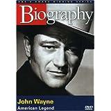 A-E Biography John Wayne: Amer