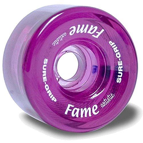Sure Grip Fame Indoor Roller Skate Wheels 8pk - New Formula