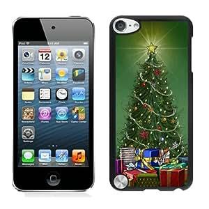 Fantastic Design Christmas tree Black iPod Touch 5 Case 32