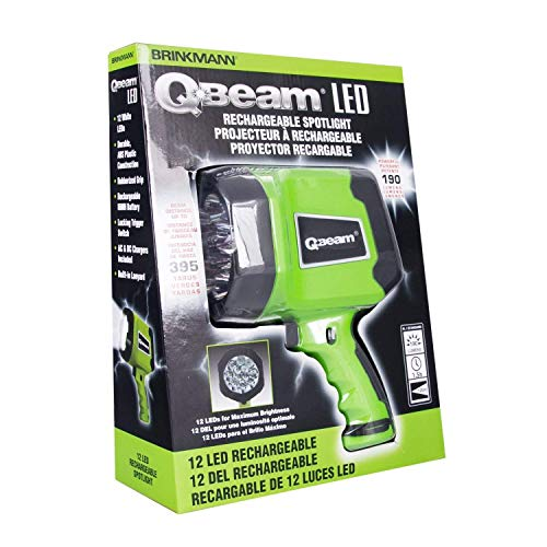 Q Beam 800-2701-1 12-Led Rechargeable ()