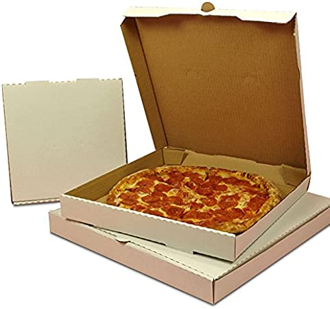 Postal Boxes Multiple Sizes Pizza Box Packing Box 100 Plain Pizza Boxes