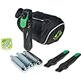 Genuine Innovations Seat Bag Deluxe Ultra-Flate Patch Kit, Medium