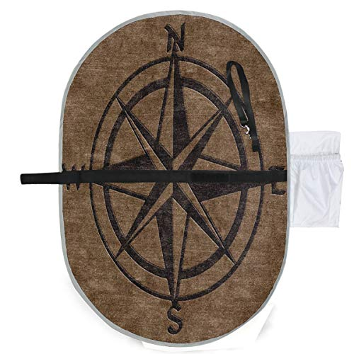 Changing Pad Old Steampunk Compass Baby Diaper Incontinence Pad Mat Amazing Kids Mattress Cover Sheet for Any Places for Home Travel Bed Play Stroller Crib Car