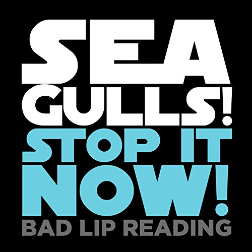 Seagulls! (Stop It Now) By Bad Lip Reading On Amazon Music