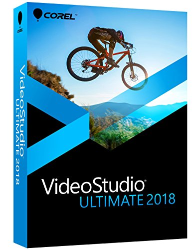 Software : Corel VideoStudio Ultimate 2018 Video Editing Suite