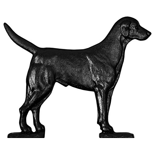 Whitehall Black Lab - Whitehall Products Black Lab Plaque, Black
