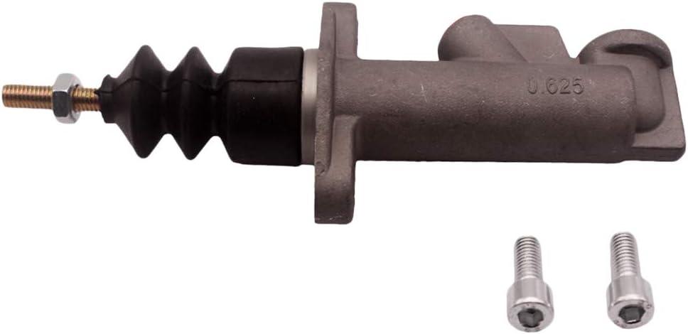 Bohrung F/ür Hydraulische Handbremspumpe Gazechimp Bremskupplungs-Hauptbremszylinder 0,625