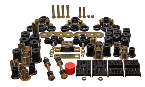 Bushings Energy Camaro Suspension (Energy Suspension 3.18116G Camaro Master KIT)