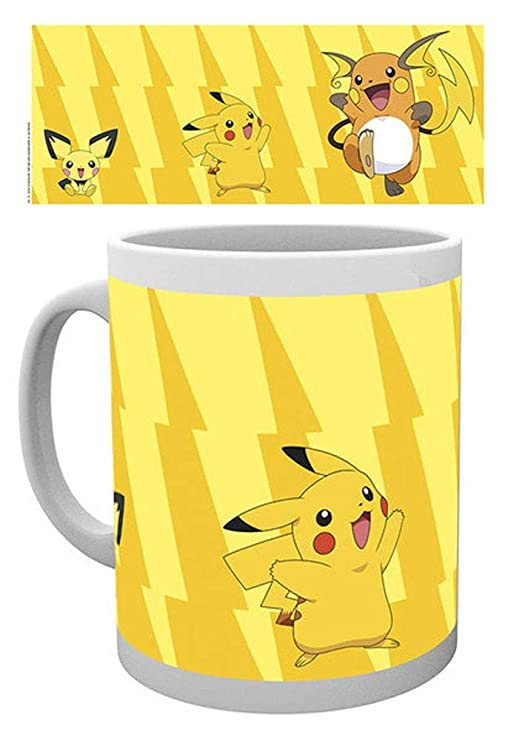 empireposter - Pokemon - Pokémon - Pikachu Evolve - Tamaño (cm ...