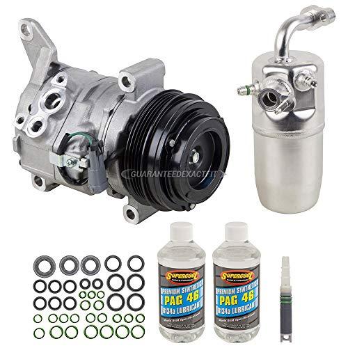 OEM AC Compressor w/A/C Repair Kit For Chevy Tahoe GMC Yukon Cadillac - BuyAutoParts 60-83336RN NEW