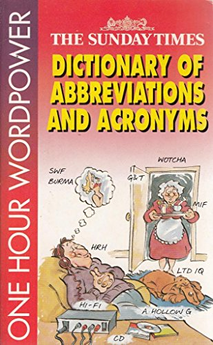 Download Dictionary Of Abbreviations And Acronyms One Hour Wordpower Book Pdf