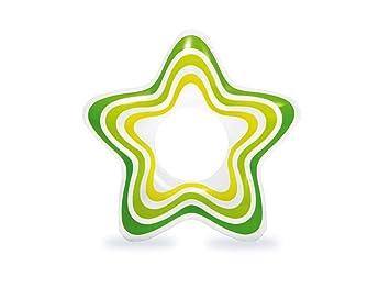 INTEX - Flotador en Forma de Estrella, 74 x 71 cm (913079)